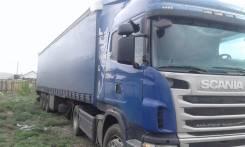 Scania. Продам сцепку Скания, 11 000куб. см., 20 500кг., 4x2