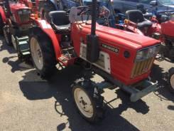 Yanmar YM1610D. Трактор 4Wd, 16 л.с.