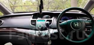 Honda Odyssey. автомат, 4wd, 2.4 (160л.с.), бензин, 80 000тыс. км