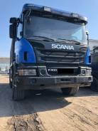 Scania P400. , 12 740куб. см., 30 000кг., 6x4