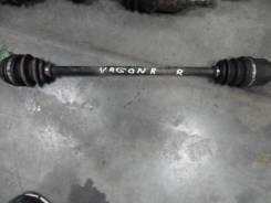 Привод, полуось. Suzuki Wagon R