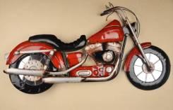 Декор для дома мотоцикл. Под заказ
