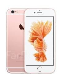Apple iPhone 6s Plus. Новый, 128 Гб, Желтый, Золотой, Розовый. Под заказ