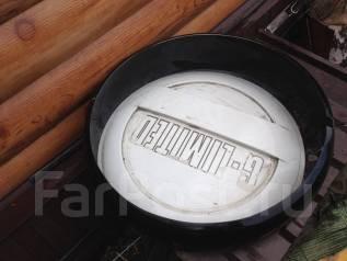Колпаки запасного колеса. Suzuki Escudo