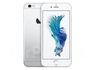 Apple iPhone 6s Plus. Новый, 128 Гб, Серебристый. Под заказ