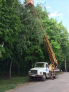 ГАЗ 3309. Продажа автовышки ГАЗ АП-18, 4 600куб. см., 18м.