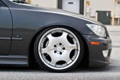 Литье Enkei AME Shallen + Резина Bridgestone ''18 [Turboparts]. 8.0x18 5x114.30 ET43