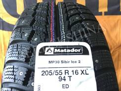 Matador MP-30 Sibir Ice 2, 205/55 R16