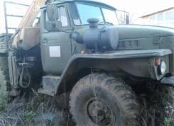 Урал 4320. с манипулятором., 7 000кг.