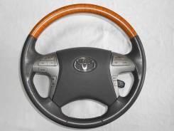 Руль. Toyota: Premio, Allion, Mark X Zio, Allex, Aurion, Aristo, Voxy, Avensis, Camry, Estima Hybrid, Noah, Corolla, Altezza, Avalon, Auris, Blade, Hi...