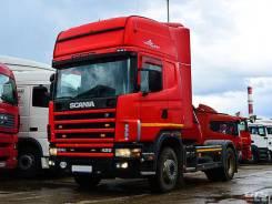Scania R420. Scania R 420 Седельный тягач, 11 700куб. см.