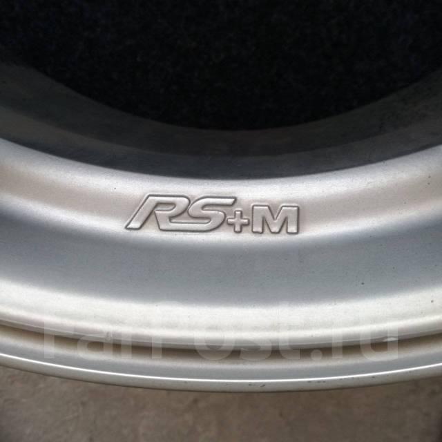 "Enkei RS+M. 8.5x17"", 5x114.30, ET35"