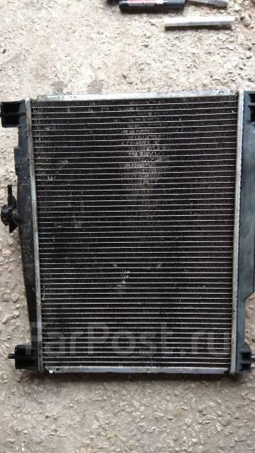 Радиатор охлаждения двигателя TOYOTA Platz