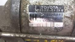 Стартер Toyota