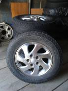 Bridgestone. Летние, 2012 год, износ: 50%, 5 шт