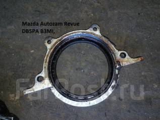 Крышка коленвала. Mazda: Revue, Roadster, Demio, Autozam AZ-3, Capella, Training Car, Eunos Cosmo, Lantis, Familia, Etude, Autozam Revue, Verisa, Euno...