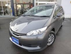 Toyota Wish. вариатор, 4wd, 1.8 (130л.с.), бензин, 35тыс. км, б/п. Под заказ