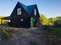 Продам дом из бруса с русской баней. От частного лица (собственник)