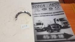 Полукольца коленвала. Kia K-series Kia Bongo Двигатель D4CB