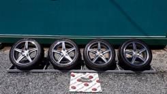"Комплект колёс R17 на Mercedes-Benz W140 S320. 7.5x17"" 5x112.00 ET45"