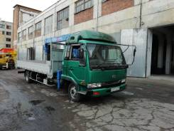 Nissan Diesel Condor. Продам грузовик с манипулятором 1996 г. в. 25 ПТС, 6 925куб. см., 5 000кг.