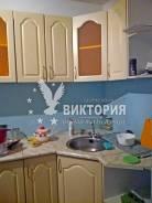 1-комнатная, улица Адмирала Горшкова 4. Снеговая падь, агентство, 34кв.м. Кухня