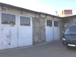 Гаражи капитальные. переулок Промышленный 11а, р-н Железнодорожный, 148кв.м., электричество