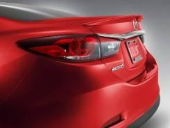 Спойлер. Mazda Mazda6, GJ, GJ521, GJ522, GJ523, GJ526, GJ527