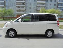Toyota Noah. вариатор, передний, 2.0 (152л.с.), бензин, 198 000тыс. км