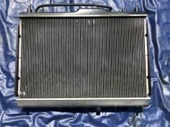 Радиатор охлаждения двигателя. Nissan: Bluebird Sylphy, Sylphy, Tiida Latio, Latio, Tiida, Juke, Livina Двигатели: MR20DE, HR16DE, MR18DE, HR15DE