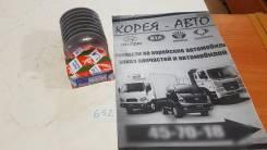 Вкладыши шатунные. Kia K-series Kia Bongo Двигатель D4CB