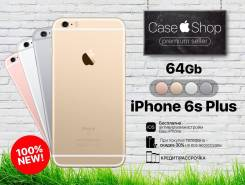 Apple iPhone 6s Plus. Новый, 64 Гб