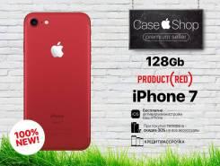 Apple iPhone 7. Новый, 128 Гб, Красный
