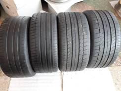 Michelin Pilot Sport. летние, 2007 год, б/у, износ 50%