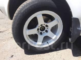 Продам колёса. 8.5x16 5x114.30 ET15 ЦО 75,0мм.