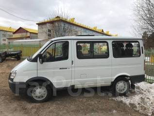 ГАЗ 2217 Баргузин. ГАЗ 2217, 7 мест