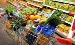 Продавец-кассир. Продуктовый супермаркет в центре