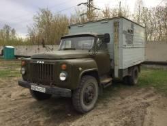 ГАЗ 53-12. Газ 5312, 2 500куб. см.