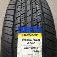 Dunlop Grandtrek AT23. Летние, без износа, 4 шт