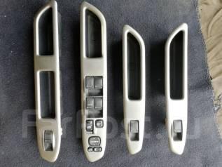 Блок управления стеклоподъемниками. Subaru Forester, SG5 Двигатели: EJ20, EJ205
