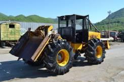 Колёсный трактор Skid - 80A Songjiang., 2014. Продаётся трелёвочный трактор (скиддер) Skid - 80A Songjiang., 2 800куб. см., 8 250кг.