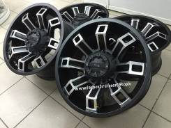 "Light Sport Wheels LS 150. 9.0x17"", 5x139.70, 5x150.00, ET-6, ЦО 110,5 мм."