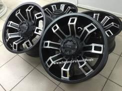 """Light Sport Wheels LS 150. 9.0x17"""", 5x139.70, 5x150.00, ET-6, ЦО 110,5мм."""