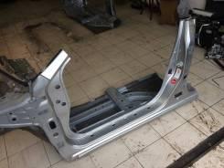 Порог пластиковый. Honda Accord, CU1, CU2 Двигатели: K20A, K20A6, K20A7, K20A8, K24A, K24A3, K24A4, K24A8