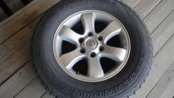 Продам комплект колес+1 запаска (новая), зимняя, Япония. 6x114.30