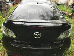 Дверь багажника. Mazda Atenza, GH5AP, GH5AS, GH5AW, GH5FP, GH5FS, GH5FW, GHEFP, GHEFS, GHEFW Mazda Mazda6, GH