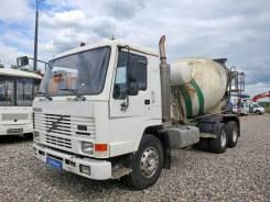 Volvo FL10. - бетоносмеситель 1991г. в, 9 600куб. см., 7,00куб. м.