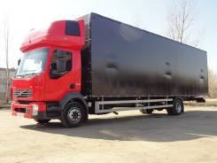 Volvo FL6. Вольво FL 240 полная штора Длинна 10 м V-74 куба, 6 000куб. см., 7 000кг., 4x2