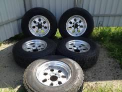 Centerline Wheels. 8.0x16, 6x139.70, ET-14