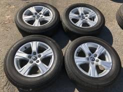 """R16 диски Toyota + 215/65R16 протектор 90-95% (ЛЕТО) KO21.2. 6.5x16"""" 5x114.30 ET33"""